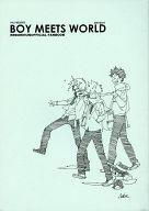 <<家庭教師ヒットマンREBORN!>> 【コピー誌】BOY MEETS WORLD (沢田綱吉、山本武、獄寺隼人) / 99L