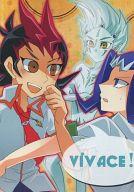 <<遊戯王>> VIV ACE! (神代凌牙中心) / Swim Marqueur