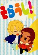<<TIGER&BUNNY(タイガー&バニー)>> そらうし! (キース×アントニオ) / SxB