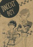 <<新世紀GPXサイバーフォーミュラ>> INNOCENT BOY (加賀城太郎×風見ハヤト) / 木端御神<<闇>>