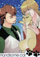 <<TIGER&BUNNY(タイガー&バニー)>> Handsome cat (バーナビー×虎徹) / DAYTRI