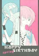 <<テニスの王子様>> HAPPY BIRTHDAY spring (幸村精市、丸井ブン太) / ロッキーチャンプ