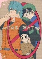 <<トリコ(少年ジャンプ)>> ONE WAY (ココ、小松、トリコ) / 毒ぱんだ