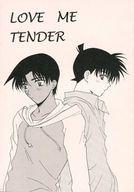 <<名探偵コナン>> LOVE ME TENDER (工藤新一×服部平次) / TRISTAN
