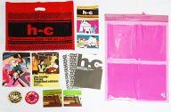 <<TIGER&BUNNY(タイガー&バニー)>> C81 新刊セット harenti‐cinema 2011 winter T&B set all 11+4+2=17 items. / harenti‐cinema/kinema‐erotica