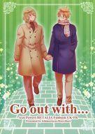 <<ヘタリア>> Go out with... (アルフレッド×フランシス) / one*five