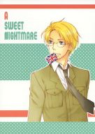 <<ヘタリア>> A SWEET NIGHTMARE (アルフレッド×アーサー) / 萩