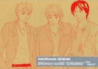 <<アイドル>> LIVE GOES IN!4 20thCentury tour2003SCREAMINGlive report / PerfecTV6!