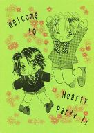 <<芸能・タレント>> Welcome to Hearty party!! / Artifice
