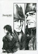 <<ドラマ>> 【コピー誌】HORNBLOWER FAN BOOK (ホレイショ、アーチー) / 百年一瞬