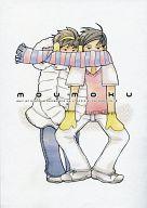 <<お笑い>> 【コピー誌】moumoku (カスガ、ワカバヤシ) / HBB(honeybee blue)