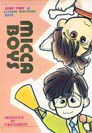 <<お笑い>> MICCA BOYS (ナンバラ、ウチムラ、マツモト、ハマダ) / ももんが亭