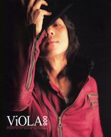 ViOLA 008 KIYOHARU OFFICIAL MAGAZINE 2006 NOVEMBER