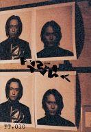 BUCK-TICK/FISH-TANK会報 010
