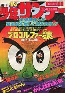 週刊少年サンデー 1976年10月24日号