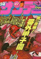 週刊少年サンデー 1980年11月16日号