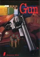 月刊GUN 1984年1月号