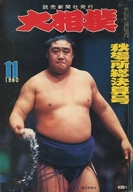 大相撲 1980年11月号