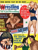 Wrestling ILLUSTRATED 1966/1
