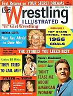Wrestling ILLUSTRATED 1966/4