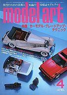 MODEL ART 1984年4月号 No.229 モデルアート