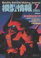 模型情報 1985年07月号 VOL.71