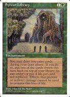 [R] : 【ランクB】Sylvan Library/森の知恵