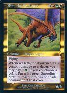 [R] : 「FOIL」Rith the Awakener/煽動するものリース