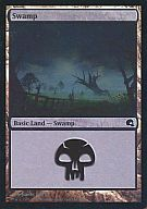 [C] : 【Graveborn】【FOIL】Swamp(28/30)/沼(28/30)「C」