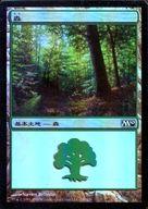 [C] : 【FOIL】森(248/249)/Forest(248/249)