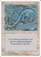 [UC] : 【イタリア語版】Blue Ward/青の護法印