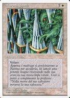 [UC] : 【イタリア語版】Wall of Swords/剣の壁