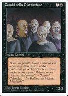 [C] : 【イタリア語版】Scathe Zombies/スケイズ・ゾンビ