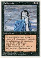 [UC] : 【イタリア語版】Gloom/憂鬱