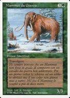 [C] : 【イタリア語版】War Mammoth/ウォー・マンモス