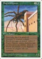 [C] : 【イタリア語版】Giant Spider/大蜘蛛