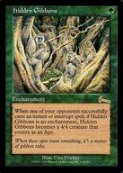 [R] : Hidden Gibbons /隠れたるテナガザル