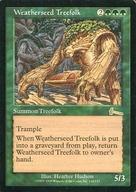 [R] : Weatherseed Treefolk /ウェザーシード・ツリーフォーク