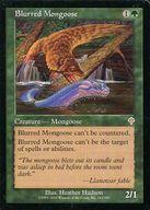 [R] : Blurred Mongoose/疾風のマングース