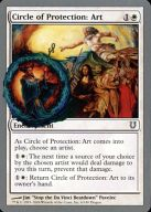 [C] : Circle of Protection: Art