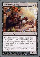 [C] : Tainted Monkey