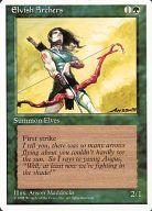 [R] : Elvish Archers/エルフの射手