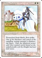 [UC] : White Knight/白騎士