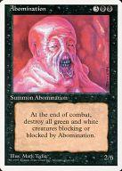 [UC] : Abomination/忌まわしき者