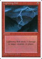 [C] : Lightning Bolt/稲妻
