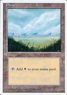 [C] : Plains/平地