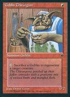 [C] : Goblin Chirurgeon