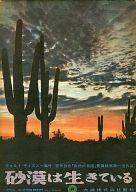 パンフ)砂漠は生きている