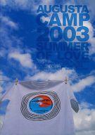パンフ)AUGUSTA CAMP 2003 SUMMER OF LOVE KYOKO YAMAZAKI MASAYOSHI