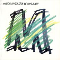 パンフ)MARI IIJIMA MAGICAL MARI'N TOUR '85